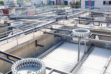 重庆长寿紫光化工污水处理改造工程