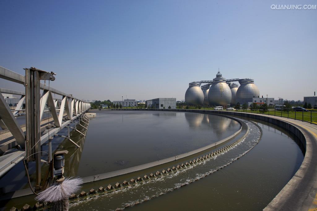 中国石化新疆分公司污水处理项目