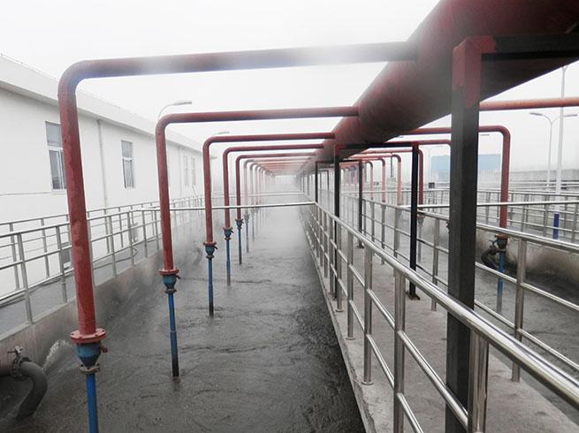 湖南湘潭皮革工业园工业废水处理工程