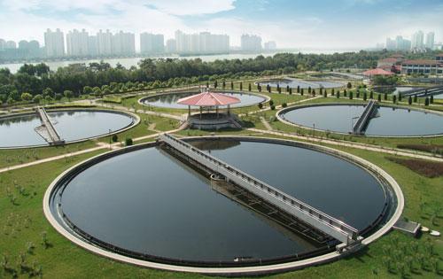哈密三岭化工有限责任公司污水处理项目