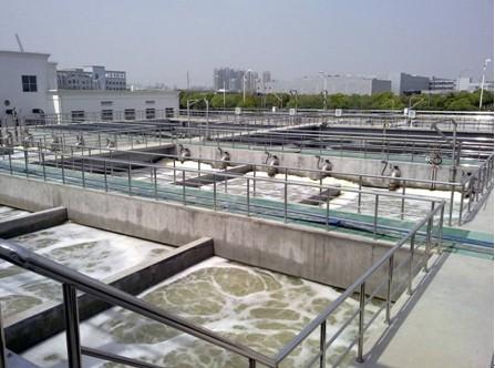江西赛维LDK太阳能高科技有限公司废水处理工程