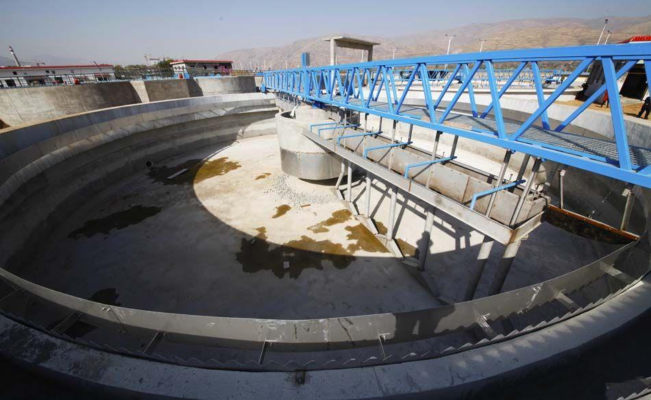 景德镇市焦化工业集团有限公司废水处理工程