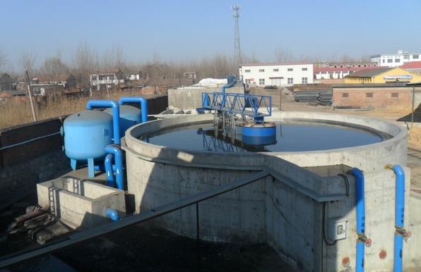 湖北英山县农村生活污水处理厂运营工程