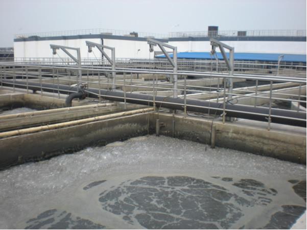 江苏锦鸡染料有限公司废水处理工程
