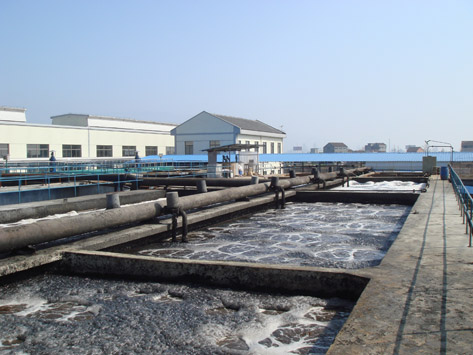 湖南某公司水处理工程托管运营