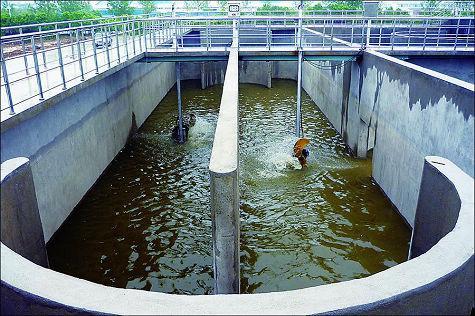 荆州某公司水处理工程托管运营